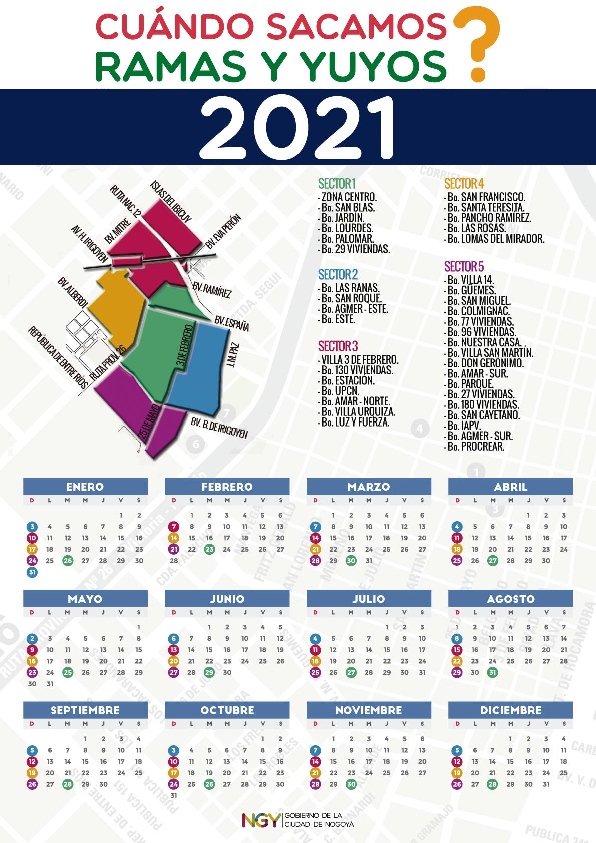 CalendarioRecoleccion2021